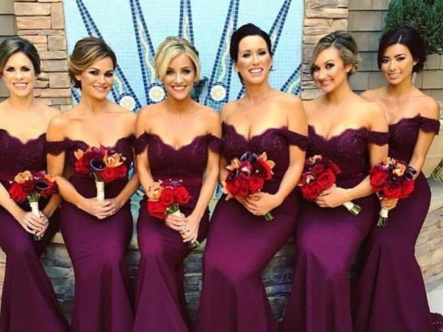 Qual seria seu vestido de madrinha de um casamento?