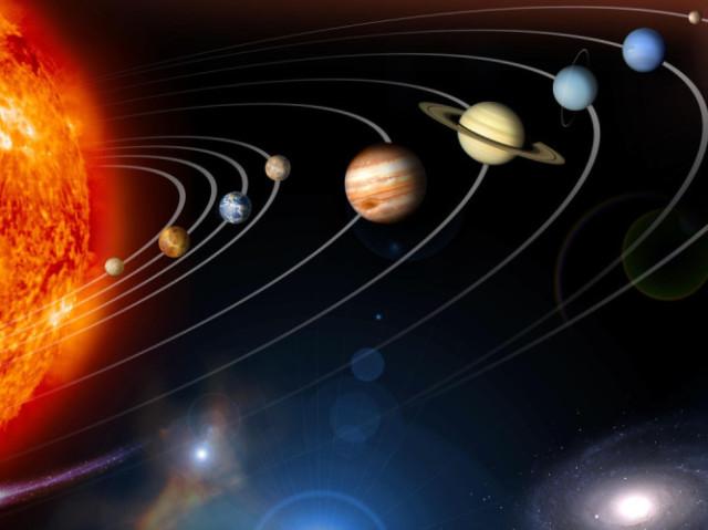 Será que você conhece o sistema solar? (fácil)