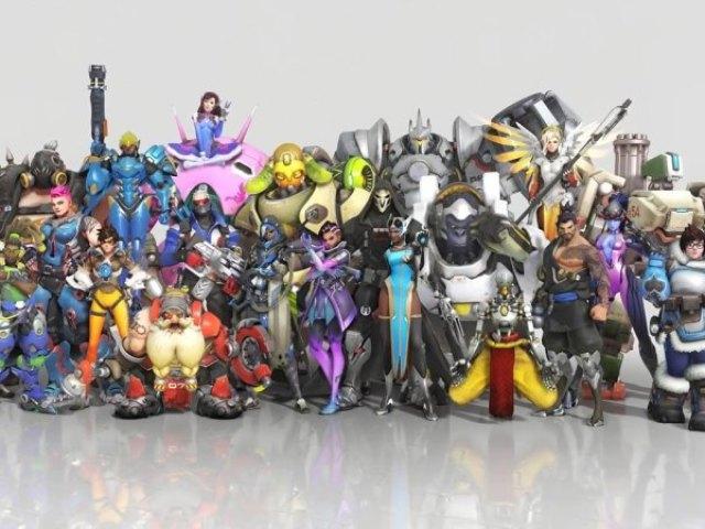 Que personagem você seria em Overwatch?
