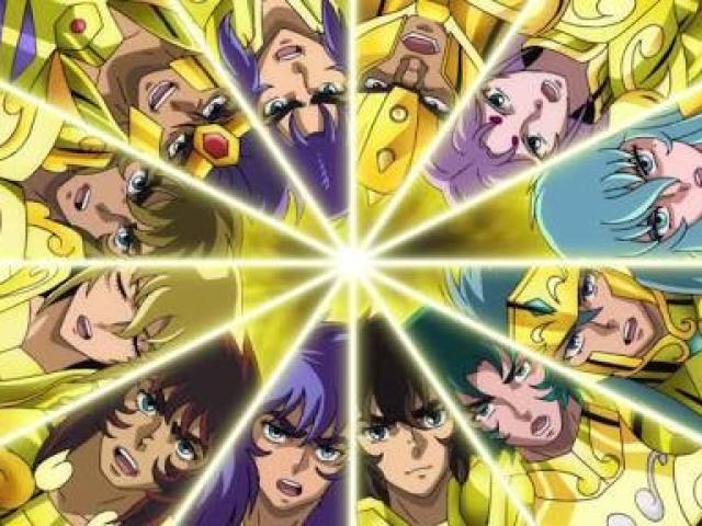 Você se parece com qual dos doze Cavaleiros de Ouro?