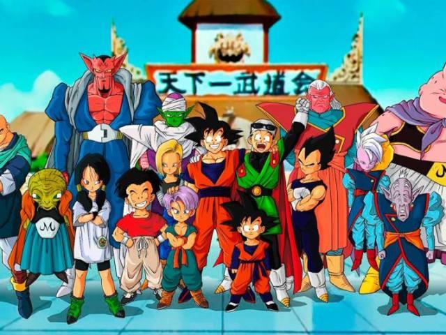 Quem você seria em Dragon Ball Z Kai/GT/Super?