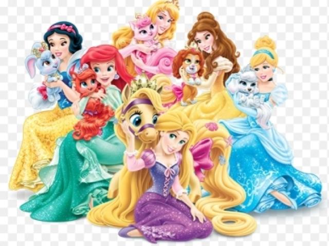 As melhores personagens femininas da Disney