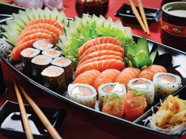 Que prato japonês você seria?