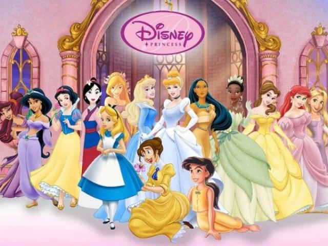 Quem das princesas da Disney você seria?