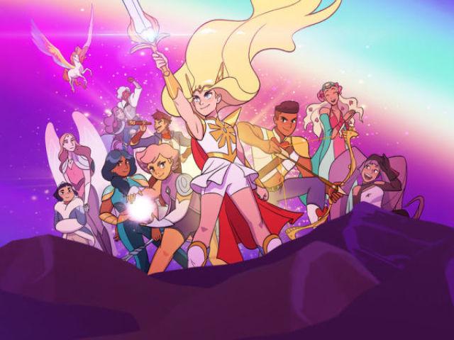 Você sabe tudo sobre She-ra e as princesas do poder?