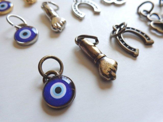 Qual deveria ser o seu amuleto da sorte?