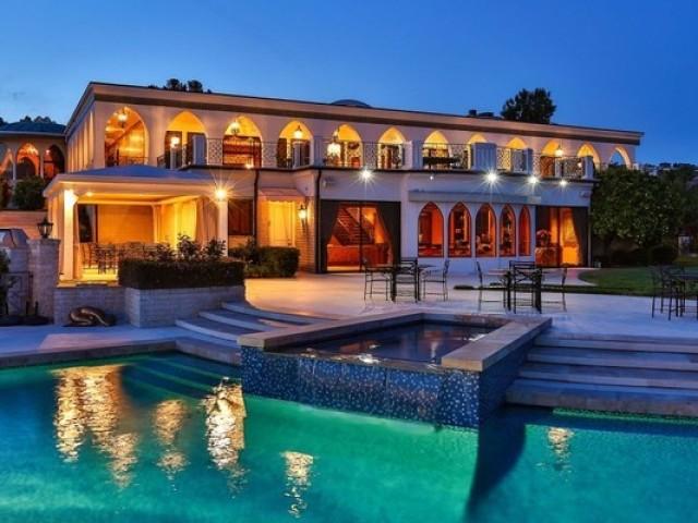 Em qual mansão você gostaria de morar?