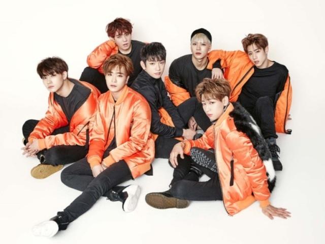 Qual membro do Got7 seria seu namorado!?