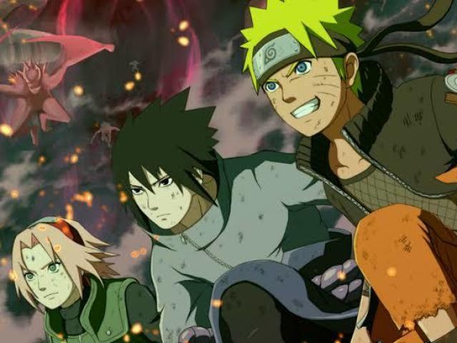 Você é mais Naruto, Sasuke ou Sakura?