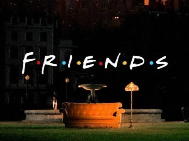 """Você conhece """"Friends""""?"""