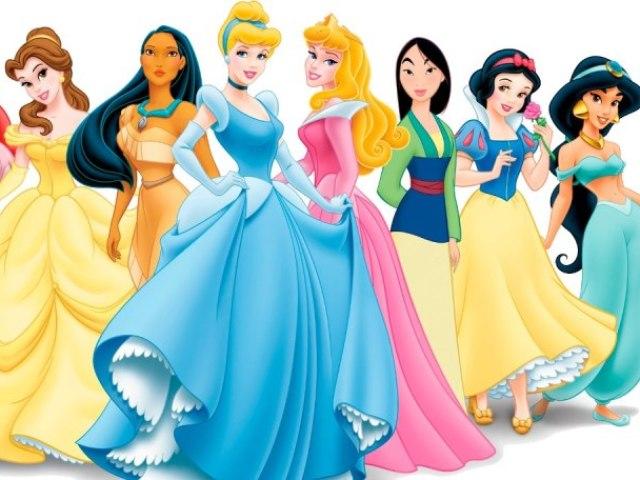 Qual personagem feminina da Disney você é?