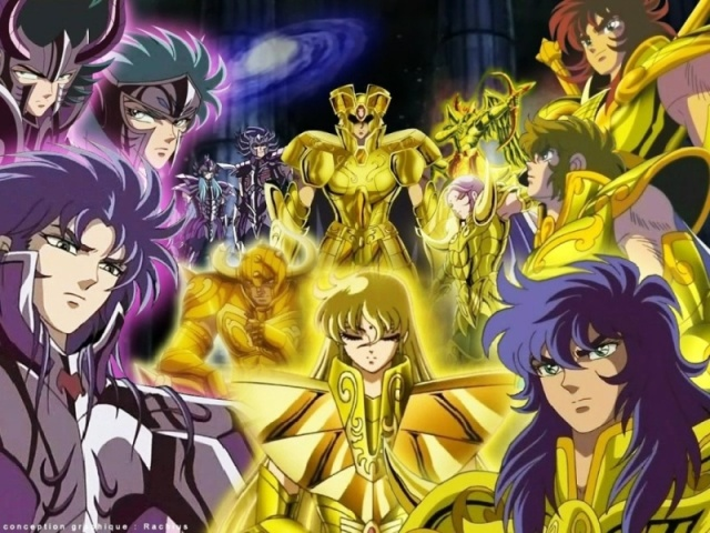 Qual dos doze cavaleiros de ouro você seria?