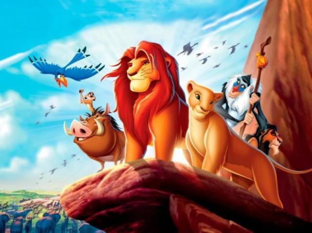 """Quem você seria em """"Rei leão""""?"""