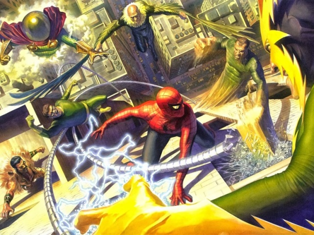 TOP 10 Vilões do Homem-Aranha