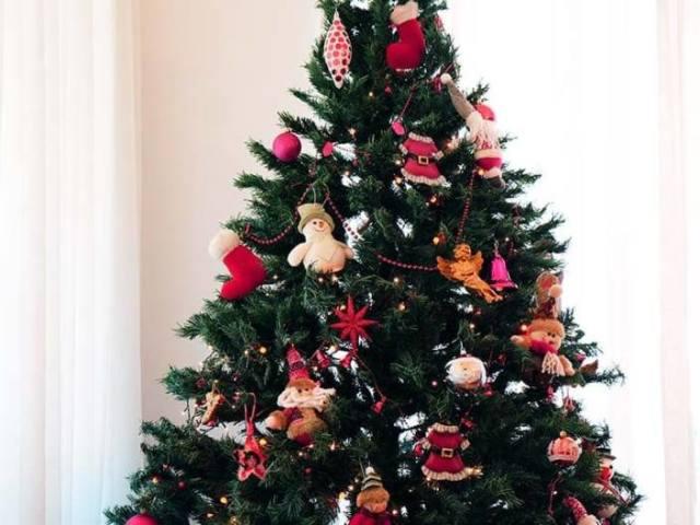 Monte sua árvore de Natal e diremos o quanto você está empolgado para a chegada do Natal
