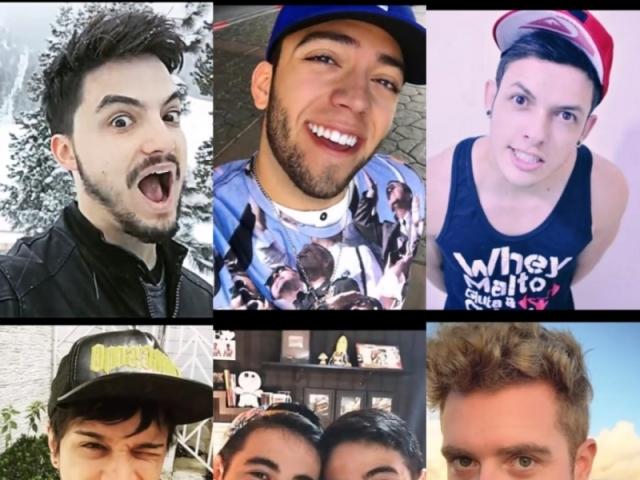 Com quem do YouTube você namoraria?