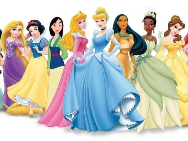 Qual princesa combina mais com você?