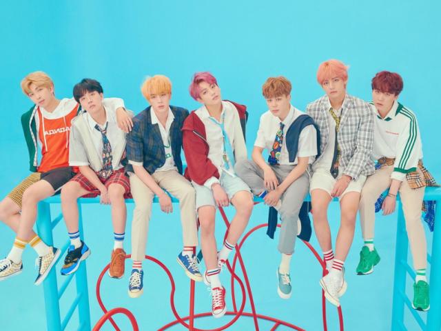 Com qual membro do BTS você irá se encontrar?