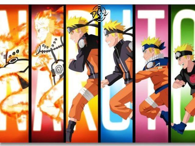 Quanto você conhece o personagem Naruto Uzumaki?