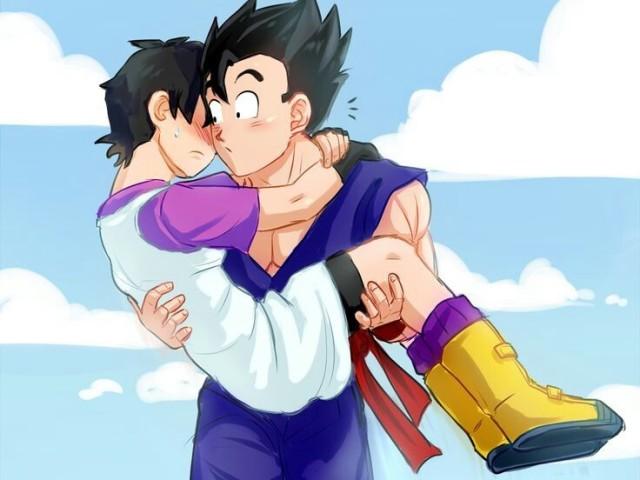 Qual casal você seria em Dragon Ball?