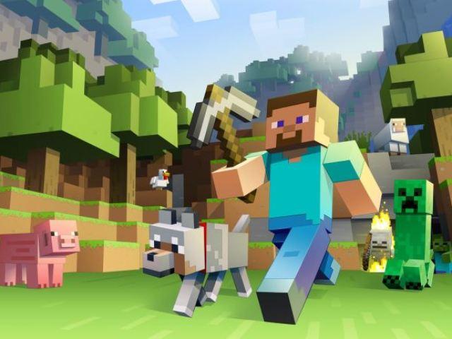 Você conhece o game Minecraft?