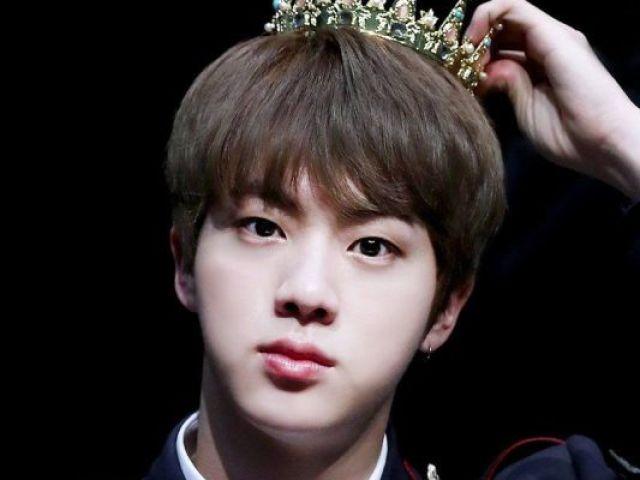 Será que você conhece o Jin (BTS)?