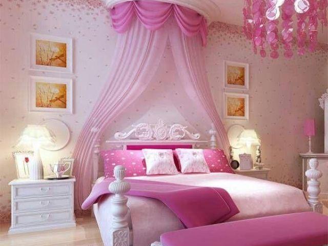Como seria o seu quarto de princesa