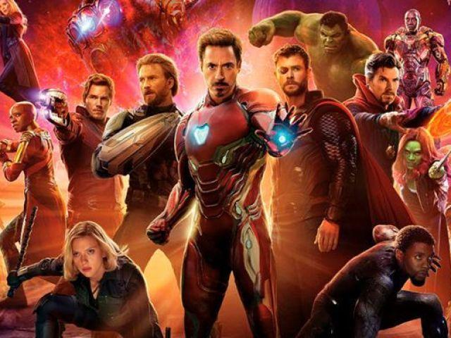 Você conhece bem os filmes da Marvel?