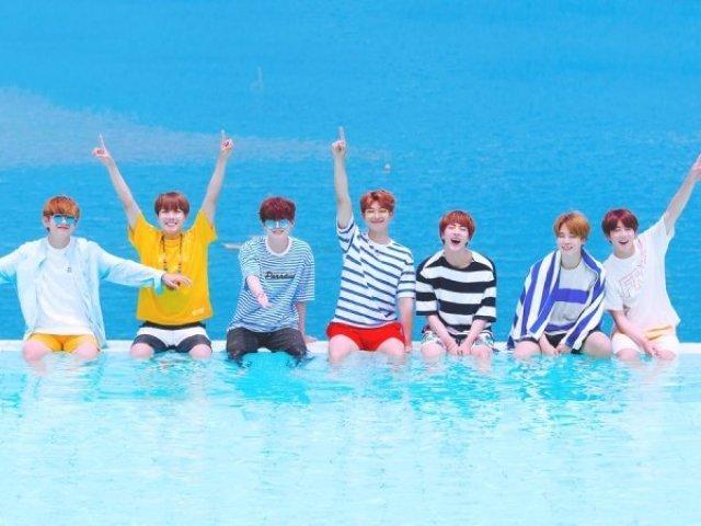 Os membros mais bonitos do BTS ~♡