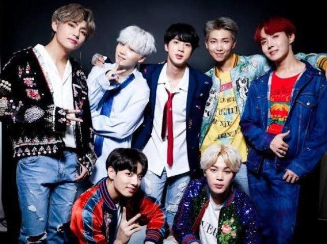 Quem é seu par perfeito no BTS?