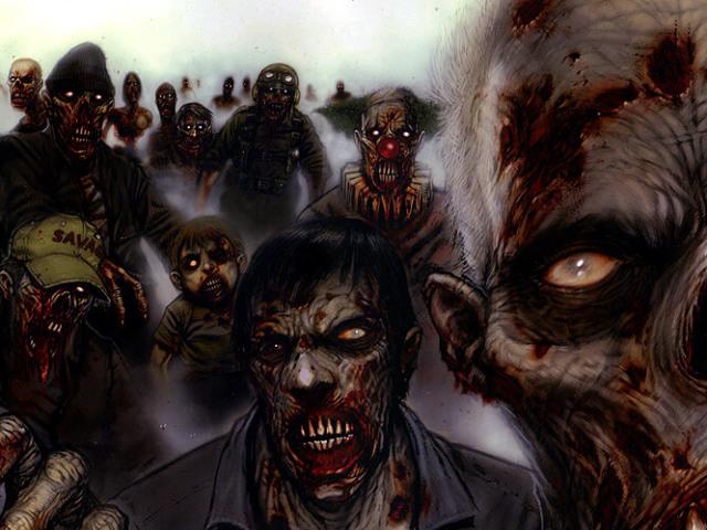 Quanto tempo você sobreviveria em um apocalipse zumbi?