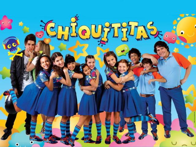 Teste seu conhecimento sobre Chiquititas