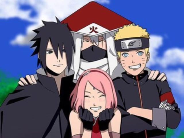 Só para os verdadeiros fãs de Naruto!