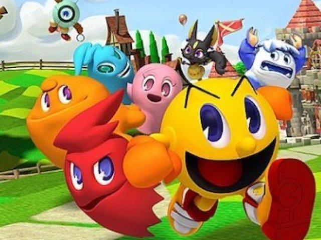 Quem é você em Pac Man?