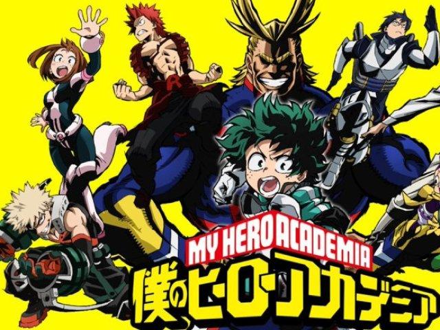 Quiz Boku no hero!!!