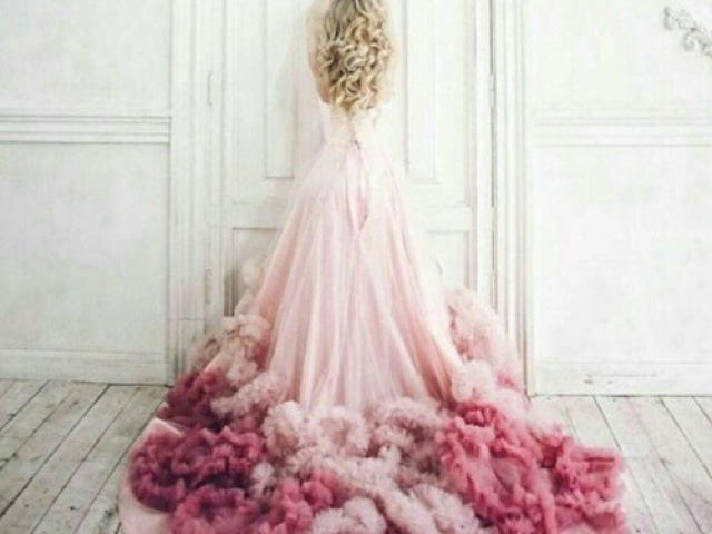 Como será o seu vestido de 15 anos?