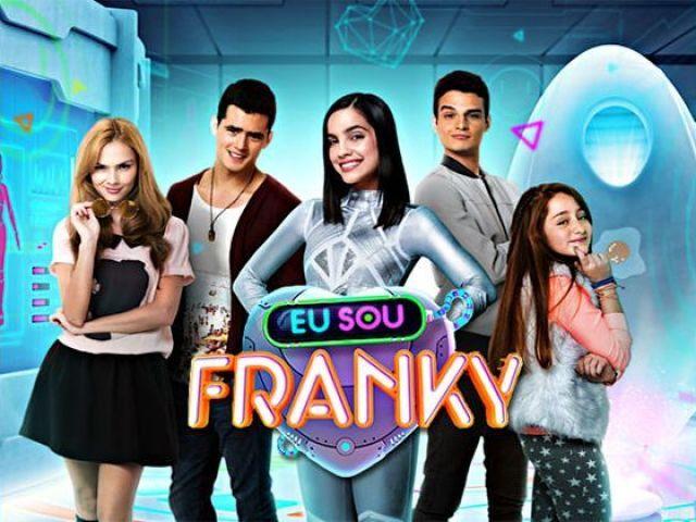 """Que androide você seria em """"Eu sou Franky""""?"""