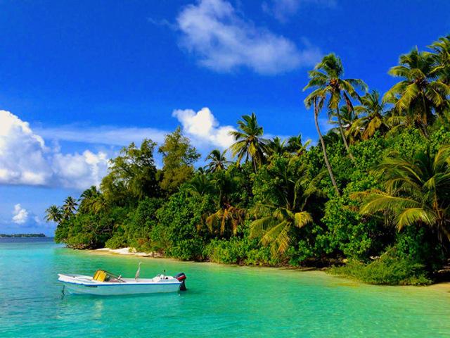 Quanto tempo você conseguiria sobreviver em uma ilha deserta?