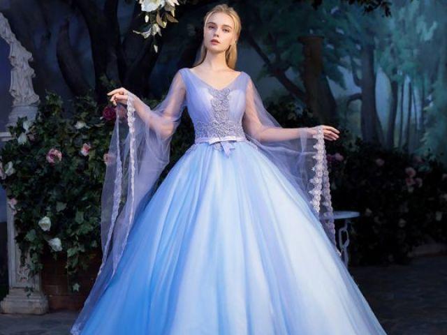 Qual seria seu vestido de baile!?