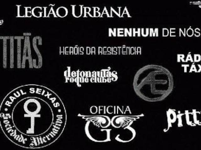 Qual banda de Rock brasileira você é?