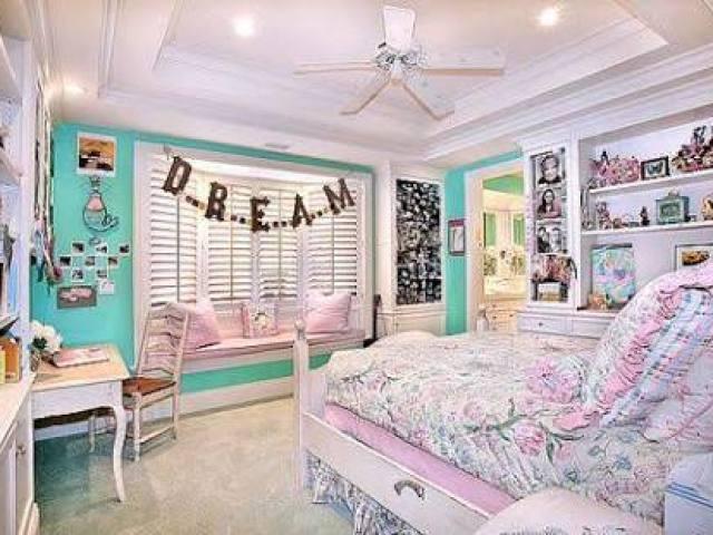 Qual será seu quarto do sonhos?