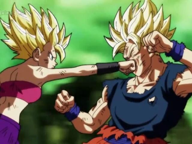 Garotas mais fortes e apelonas de Dragon Ball