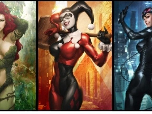 Que vilã da DC comics você seria?