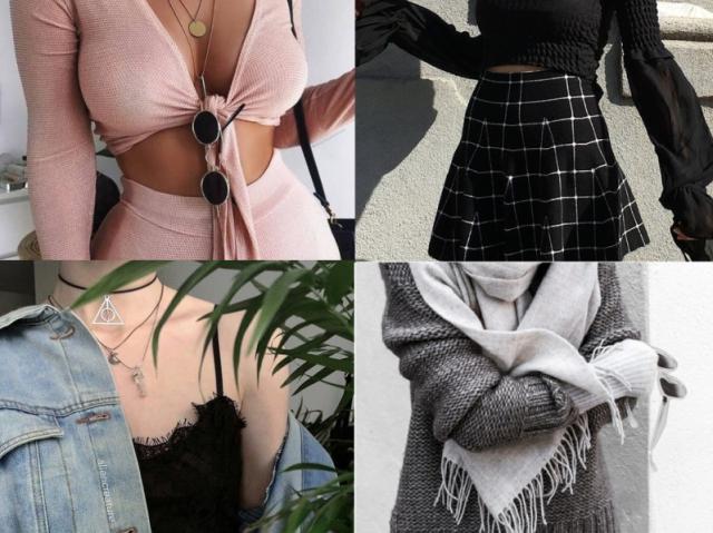 Qual desses estilos mais combina com você?