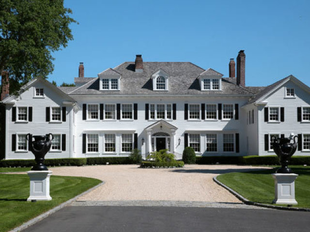 Qual a casa de luxo dos seus sonhos?