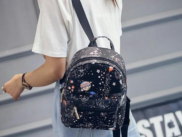 Qual seria sua mochila para a escola 2019?