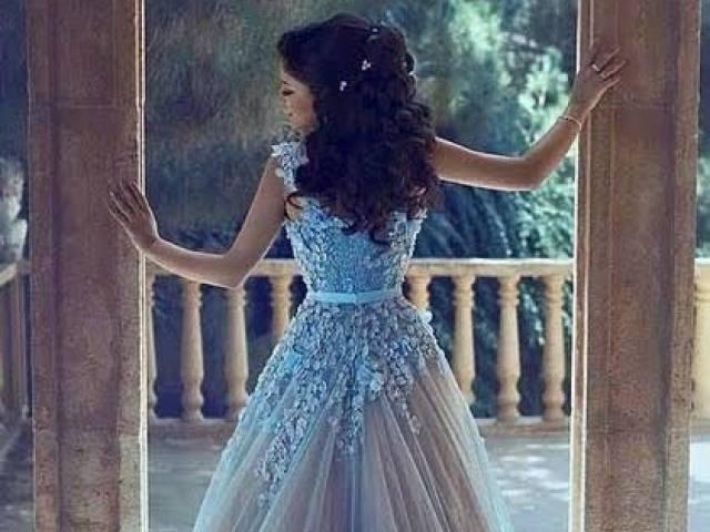 Qual vestido de 15 anos ideal?