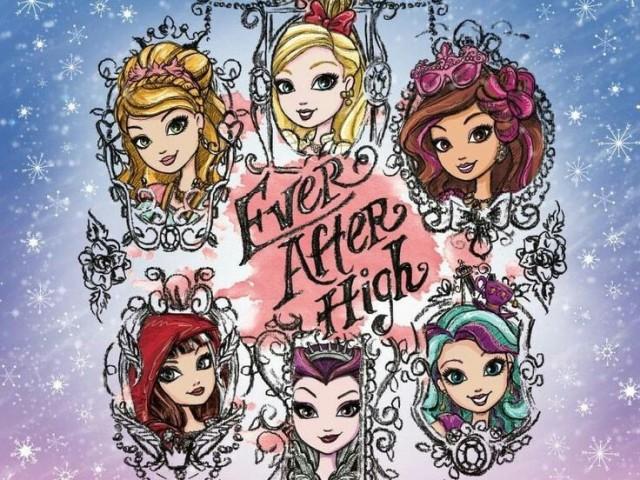 Ever After High: Qual dessas garotas você seria?