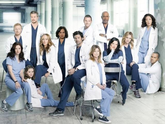 Quem você seria de Grey's Anatomy?