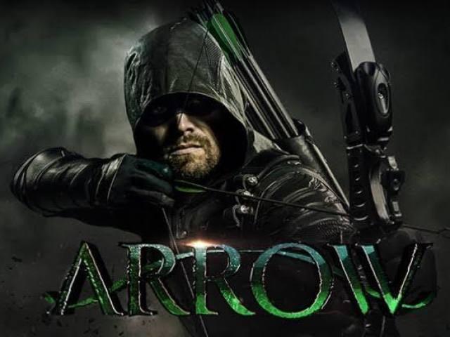 Arrow (Arqueiro Verde)